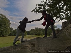 Fountains Abbey - Helpin' 'and