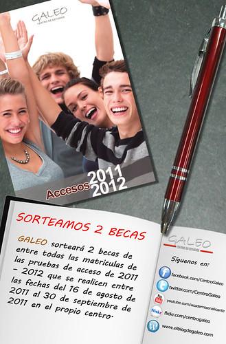 Sorteo de becas para accesos 2011-2012