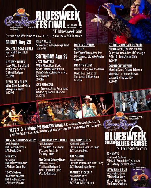 Bluesweek 2011