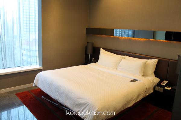Quincy Hotel - Room