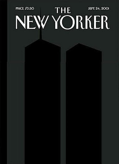 11i10 NYorker 24 septiembre 2001 Art Spiegelman