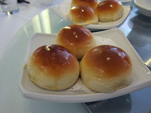 Baked Char Sui Pork Buns