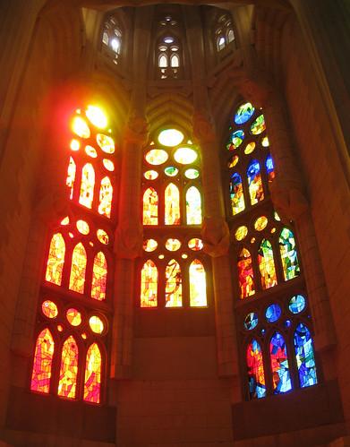 Sagrada Familia Glass12