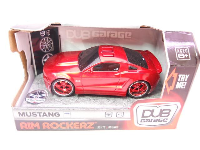 dub garage dub edition rim rockerz mustang (1)