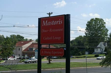 Mastoris Sign