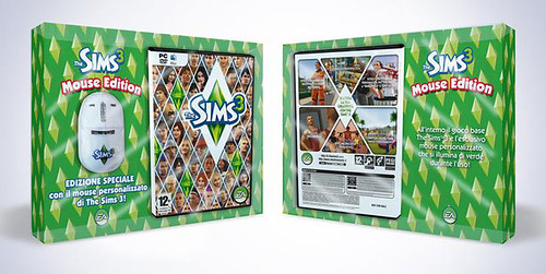 The Sims 3: Mouse Edition