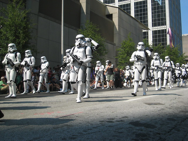 Storm Troopers from the 501st