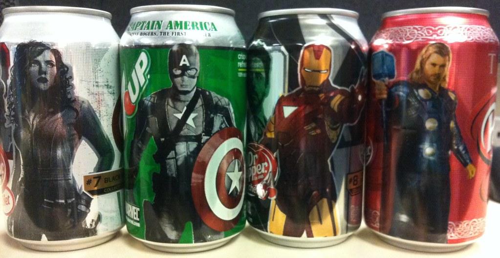 Avenger cans