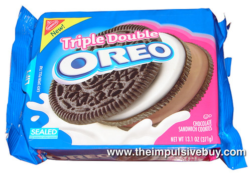 Nabisco Triple Double Oreo