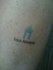 Loo Lovers Tattoo