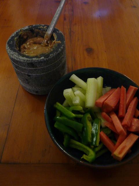 peanut sambal