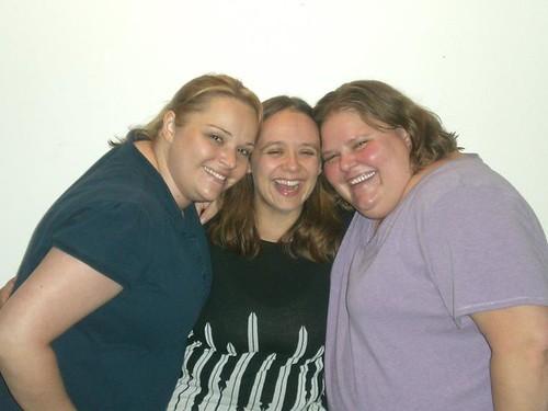 Sara, Amy, Marcy