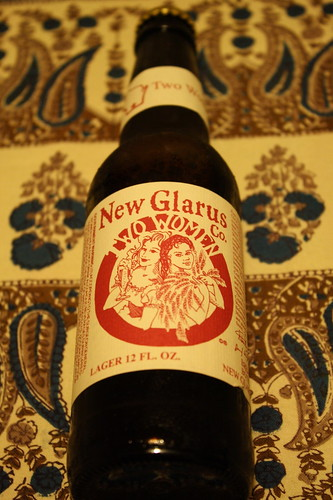 New Glarus Two Women beer