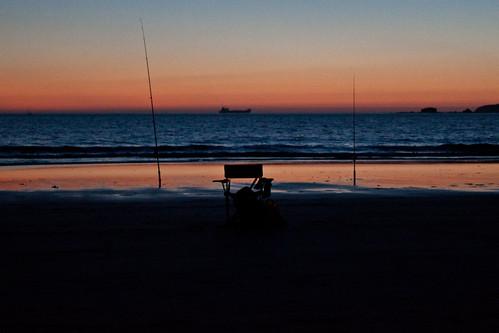 esperant la pesca by frostis