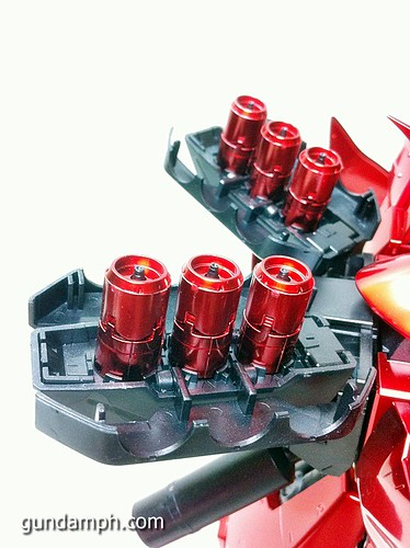 MG Sazabi Metallic Coating (Titanium-Like Finish) (58)