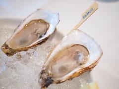 Malpeque Oysters, Luke's Oyster Bar & Chop House, Gemmill Lane off Club Street, Singapore