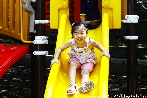 [旅遊.桃園]虎頭山兒童遊樂區~小時玩樂基地 @VIVIYU小世界
