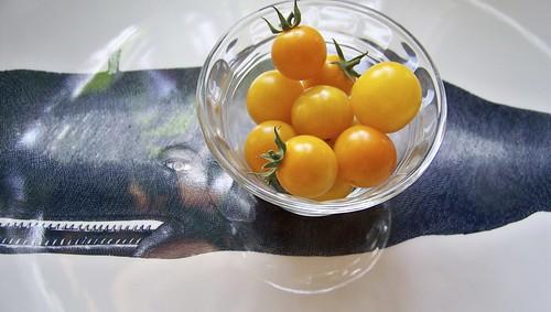 Next-Door Tomatoes