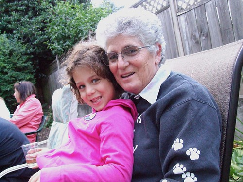 Girl and Grammy
