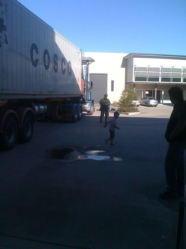 container arriving august 2011