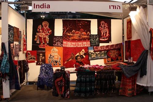 Indian batiks