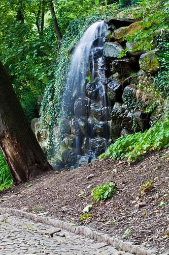 Cascade Vrtbovská zahrada by esquimo_2ooo