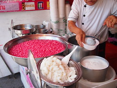 Icy dessert, Chatuchak Weekend Market