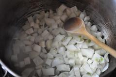Soupe au Pistou - Prep