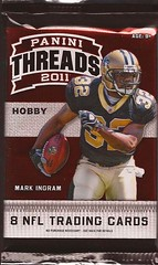 2011 Panini Threads Pack