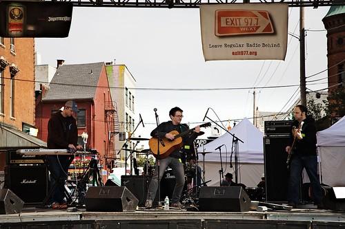 Lark Fest 2011, Albany NY -- Ben K-N