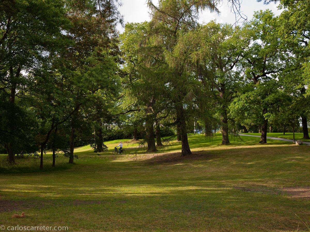 Parques (Djurgården)