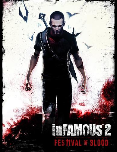 2 infame: Festival de sangue para PS3 (PSN)