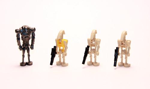 7670 Hailfire Droid & Spider Droid - 2