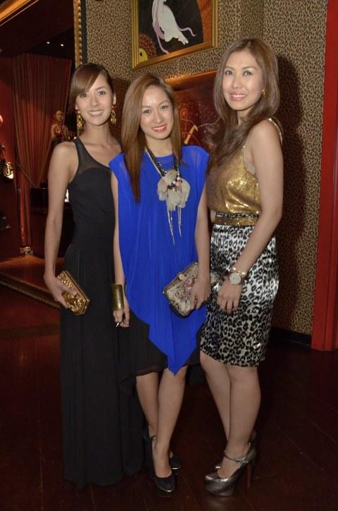 Bianca Gonzalez, Laureen Uy, Liz Uy