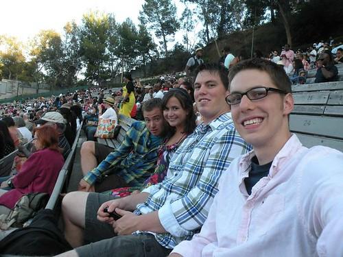 Dave Koz at the Hollywood Bowl - 8/14/11