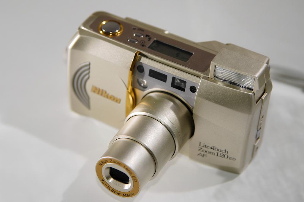 Nikon LiteTouch 120ED