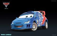 Cars 2 - Raoul CaRoule