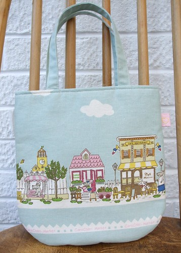 Mini Market tote bag
