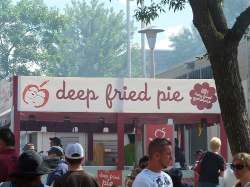 Deep fried pie
