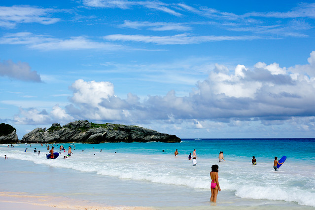 horseshoe bay beach - bermuda