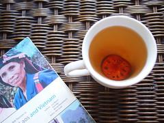 Beal Fruit Tea, Ock Pop Tok, Luang Prabang