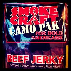 Camo jerky