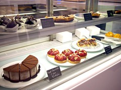 Cakes and tarts, Drips Bakery Cafe, Tiong Poh Road, Tiong Bahru Estate