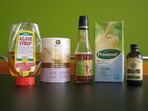 Five Vegan Essential Ingredients (#1)