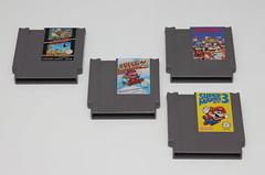Super Mario NES games