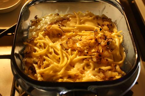 Cheese Spaetzle