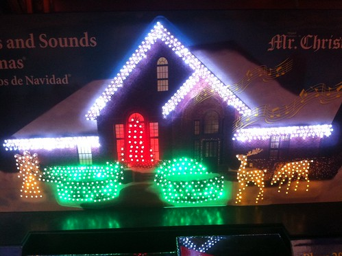 Bright And Cheery Light Display 1