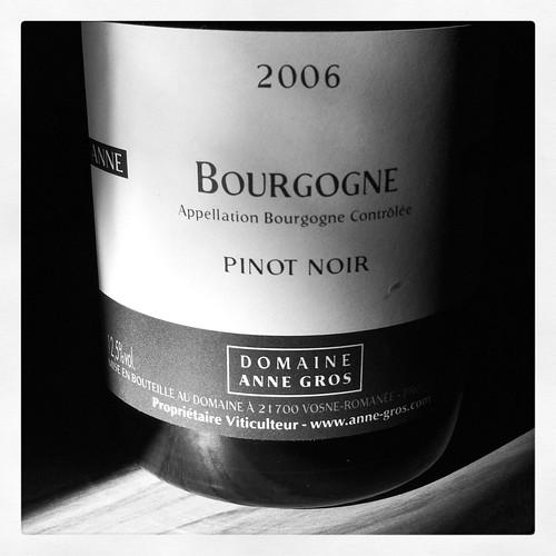 Anne Gros Bourgogne 2006