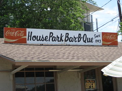 """House Park BBQ, Austin, TX • <a style=""""font-size:0.8em;"""" href=""""http://www.flickr.com/photos/41570466@N04/6267300332/"""" target=""""_blank"""">View on Flickr</a>"""