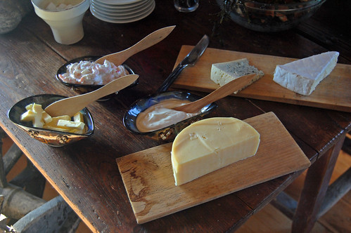 Cheeses and Sauces